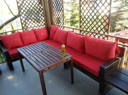 L-alakú kerti kanapé párna méretre készítés
